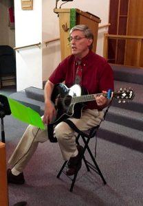 Pastor Robert Buechler