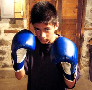 Boxing Club, Gaylord, MN