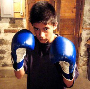 Boxing Club, Gaylord, MN